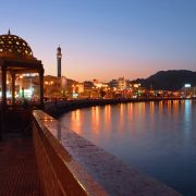 Muscat_Mutrah-at-night